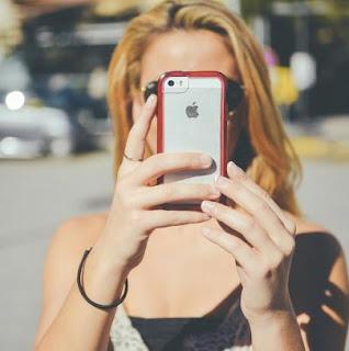 cuello smartphone