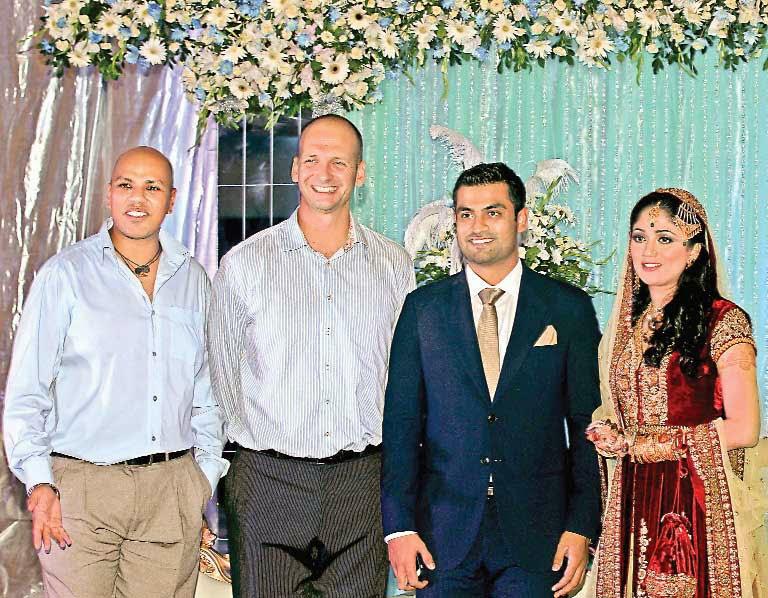 Tamim and ayesha wedding