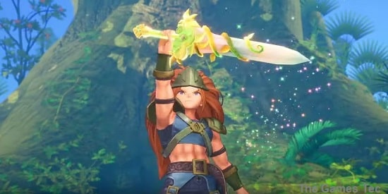 Trials of Mana 2020 ps4 release date, review, gameplay, trailer, price, pre order, characters, remake