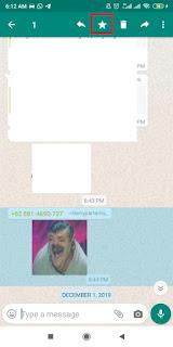 Cara Menyimpan Stiker Whatsapp