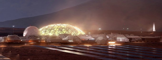 Vamos morar em Marte? | Elon Musk planeja criar uma colônia de humanos em Marte até 2050