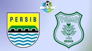 Prediksi Persib Bandung vs PSMS Medan - Liga 1 Jumat 9 November 2018