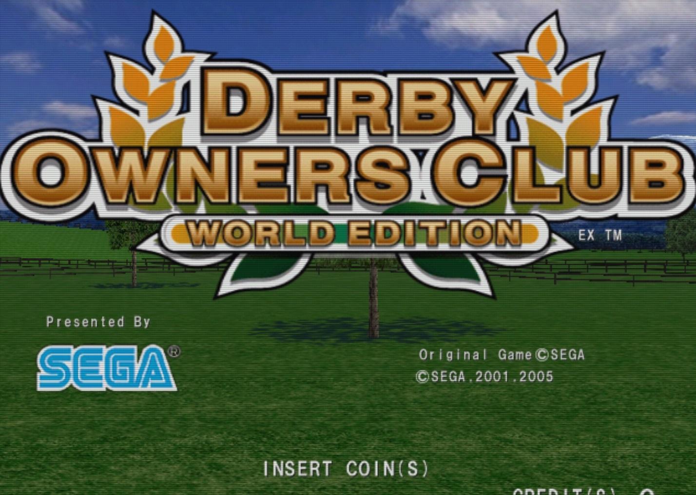 Derby Owners Club Rom