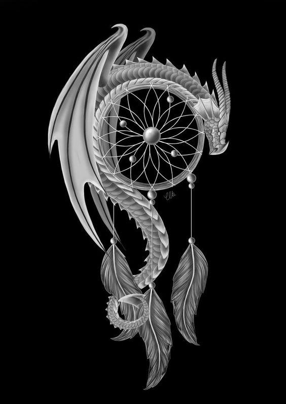 Popular Dreamcatcher Tattoos For Women & Men
