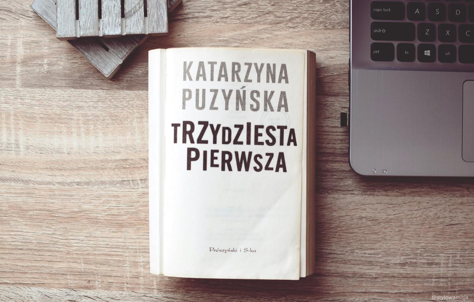 tomIII, TrzydziestaPierwsza, KatarzynaPuzyńska, Lipowo, kryminał, psychologiczny, opowiadanie, recenzja,