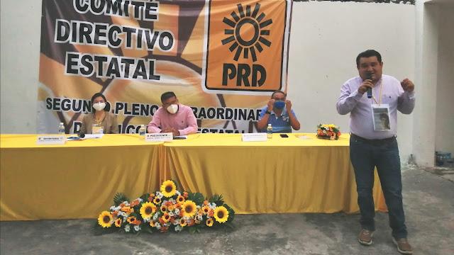 Alianzas del PRD en Yucatán se hará con el respeto a liderazgos locales y fiel a las políticas de paridad
