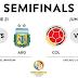 Prediksi America Serikat vs Argentina, Semi Final Copa America 22 Juni 2016