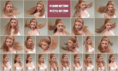 Cathy Hair and OOT Hairblending 2.0