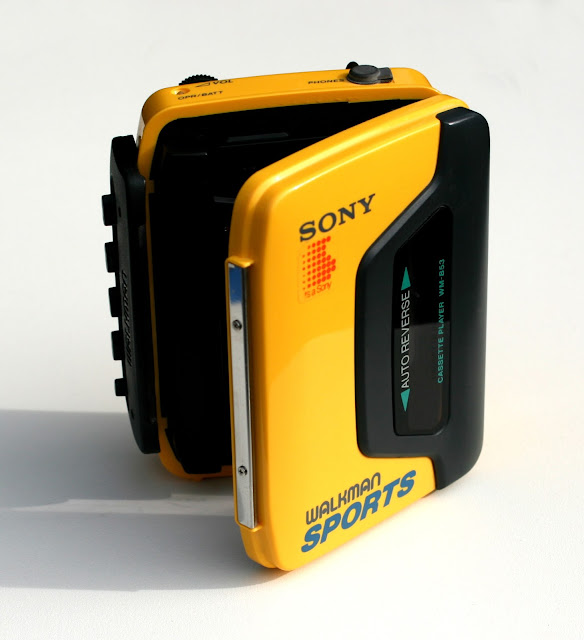 ... do Sony Walkman