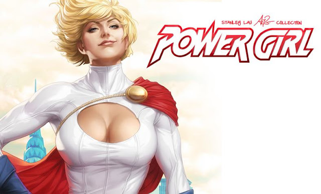 siapa power girl adalah asal usul power girl