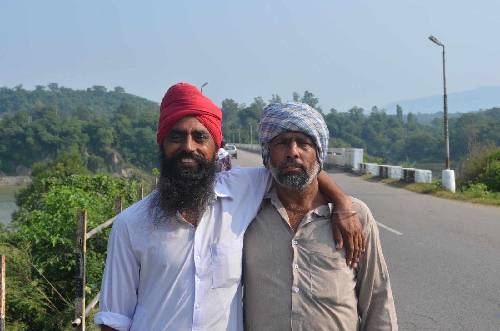 strangers but friends on my journey