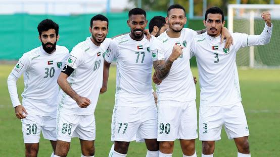 موعد مباراة الامارات و ايران من تصفيات آسيا المؤهلة لكأس العالم 2022