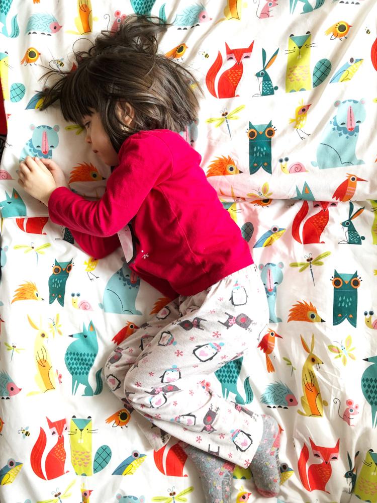 mononucleosi e pensieri sull'homeschooling