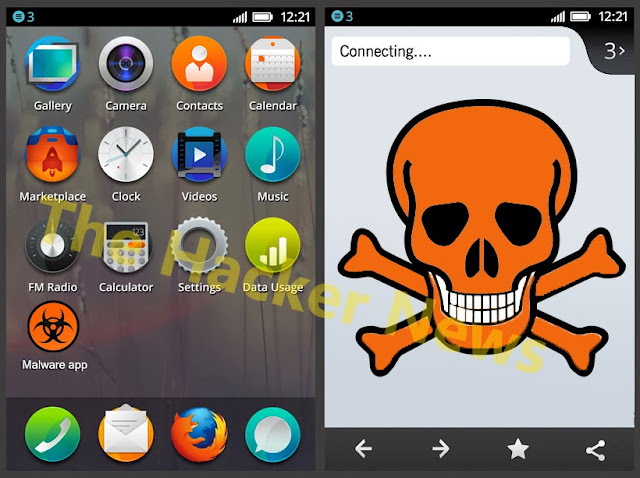 First ever Malware for Firefox Mobile OS developed by Researcher