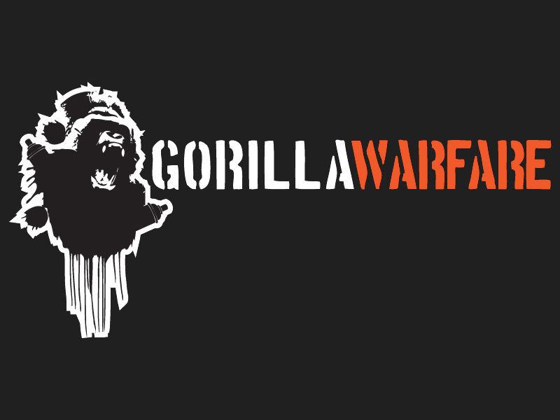 Gorilla warfare tactics