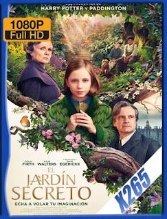 El jardín secreto (2020) 1080p x265 Latino [GoogleDrive] SilvestreHD