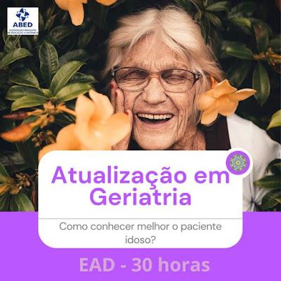 Curso Online de Enfermagem em Atualização em Geriatria - Como conhecer melhor o paciente idoso?
