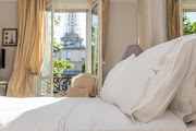 EIFFEL TOWER SHEETS - FREE PILLOWCASES