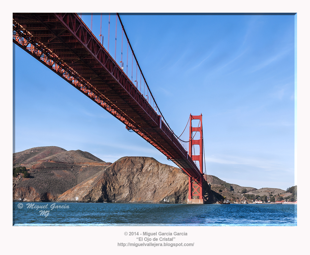 Golden Gate Bridge. San Francisco (Ca)