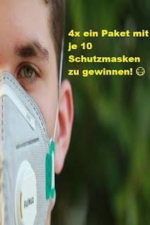 Atemschutzmaske Gewinnspiel
