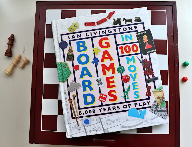 board games book
