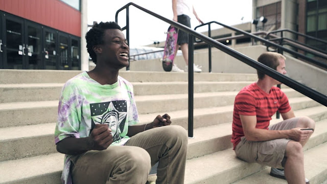 Keire Johnson Bing Liu | Minding the Gap