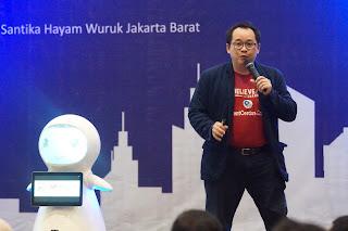 VIRTANA hadir di Seminar IoT and CyberSecurity Strategy 2020 - 12 Des 2019