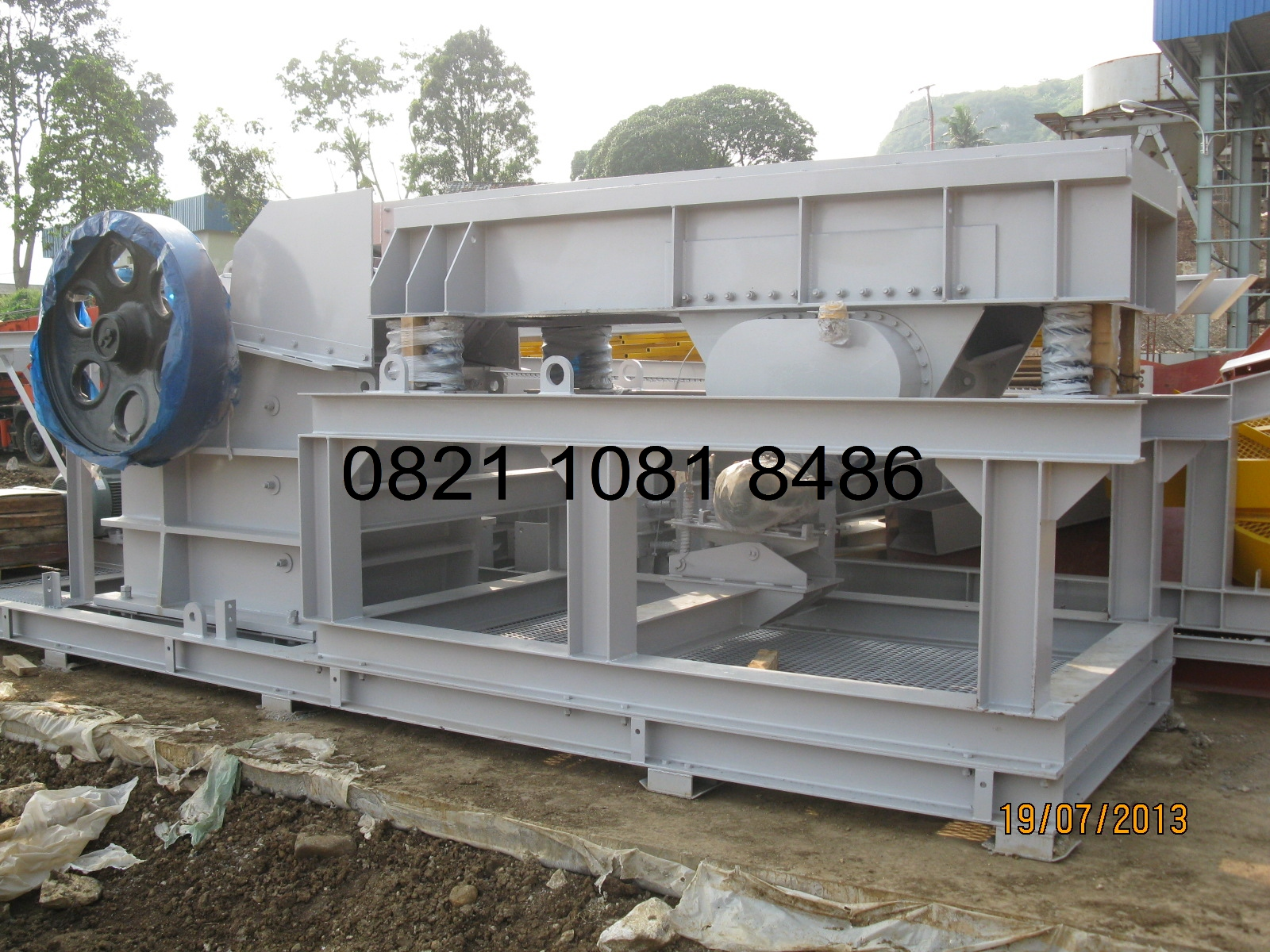 Experience Project Limestone Crusher Plant Jual Stone Pembersih Komponen Elektronik Contac Cleaner Klbest Produk Grizzly Feeder