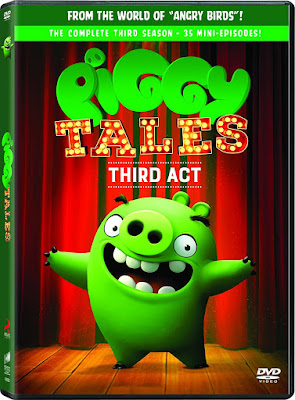 Piggy Tales Third Act 2017 DVD R1 NTSC Sub