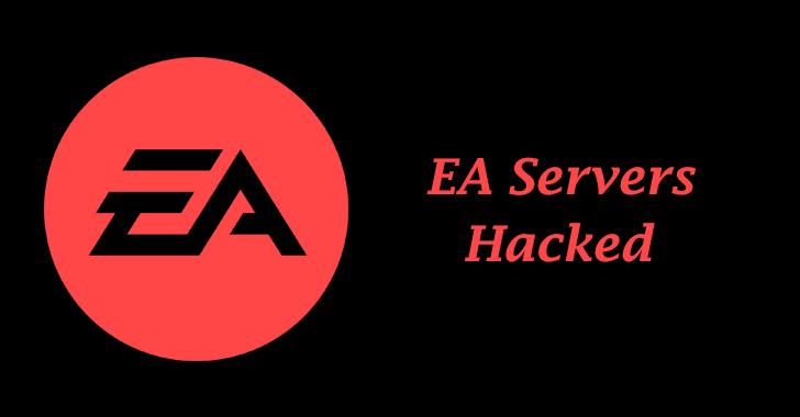 EA Games Hacked