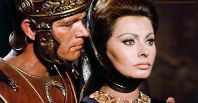 Sophia Loren y Stephen Boyd