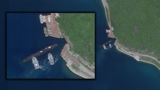 Foto Kapal Selam Tiongkok