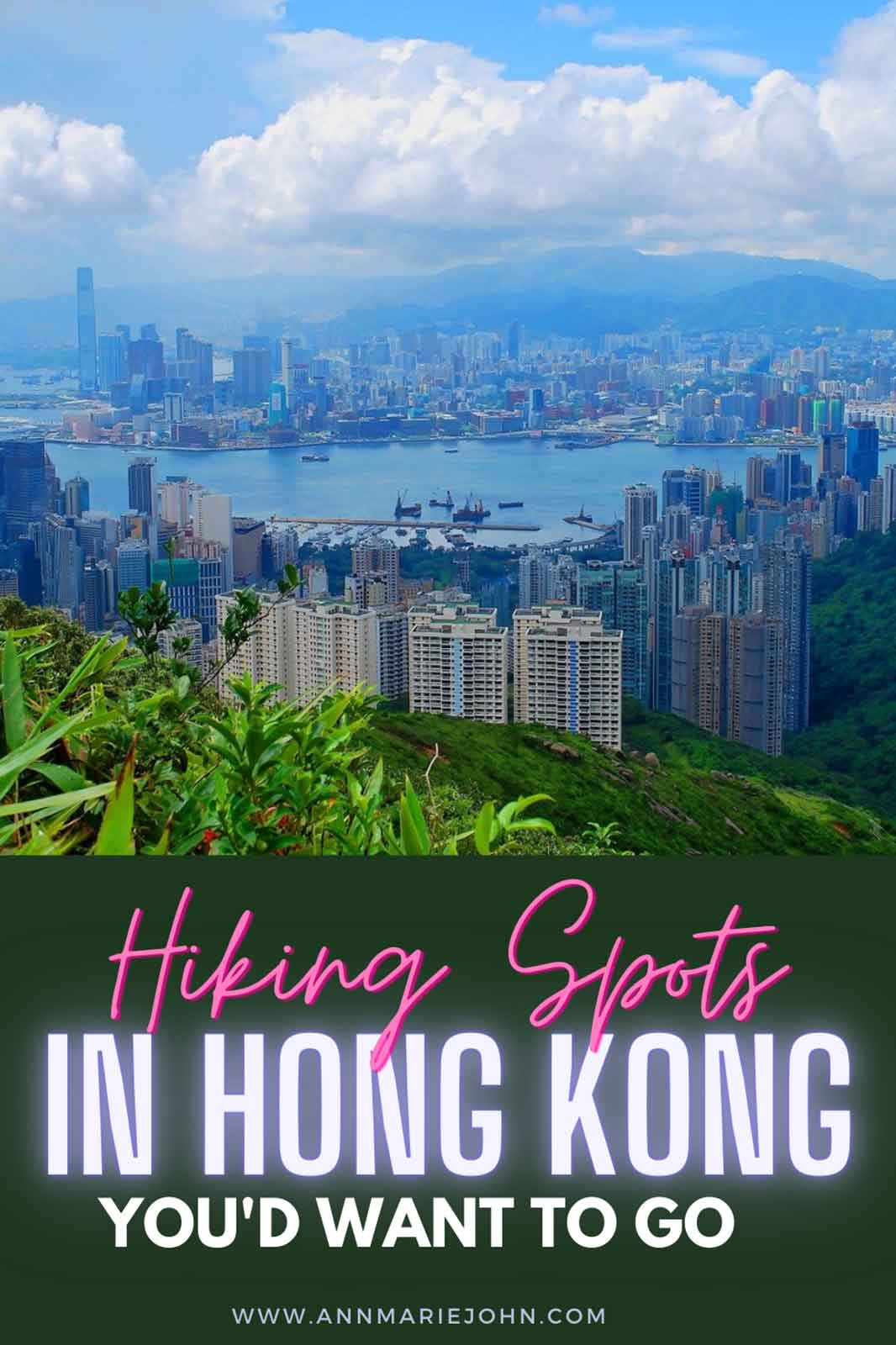 Hiking Spots in Hong Kong You Would Want to Go