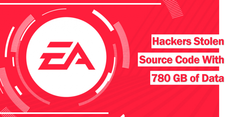 EA Sports Hacked – Hackers Stolen Source Code With 780 GB of Data