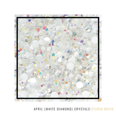 April Crystals