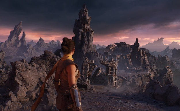 Unreal Engine 5 next-gen, was launched in early access