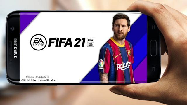 تحميل fifa 2021 باخر التحديتات بدون انترنت على هاتفك
