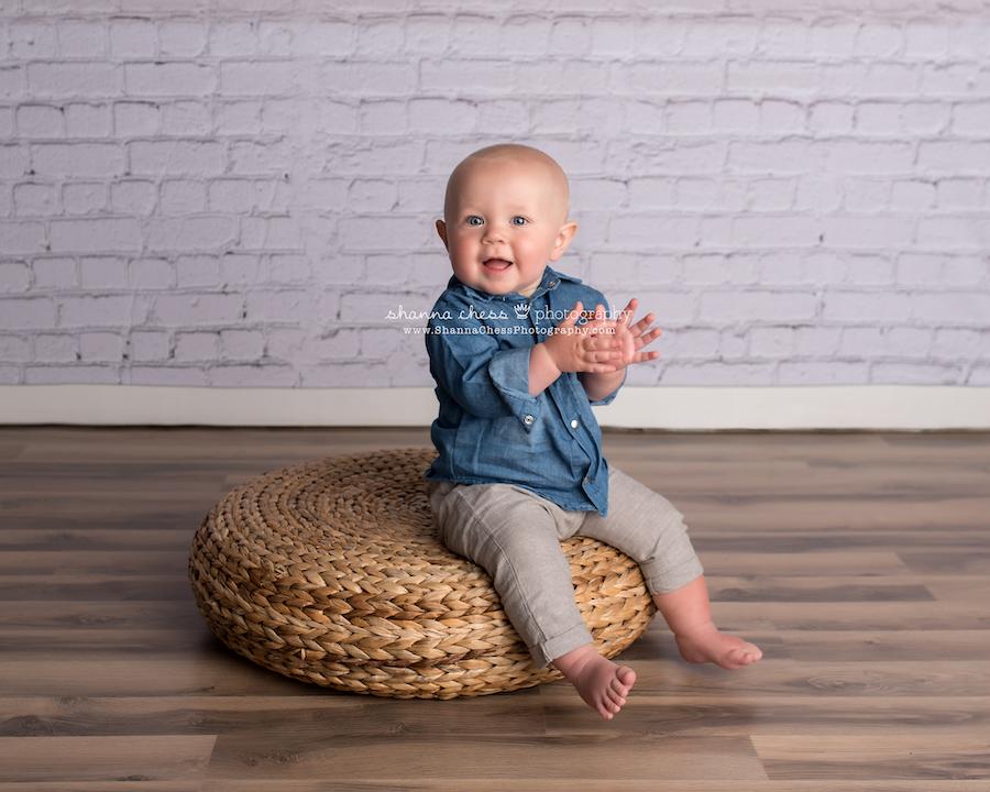 baby portrait photographer Eugene Oregon