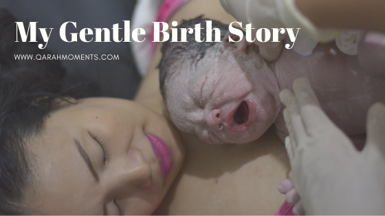My Gentle Birth Story