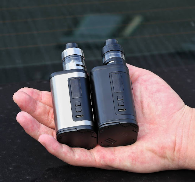 Eleaf iStick Tria Kit Portable Yet Powerful