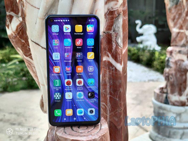 Performa Xiaomi Redmi Note 9