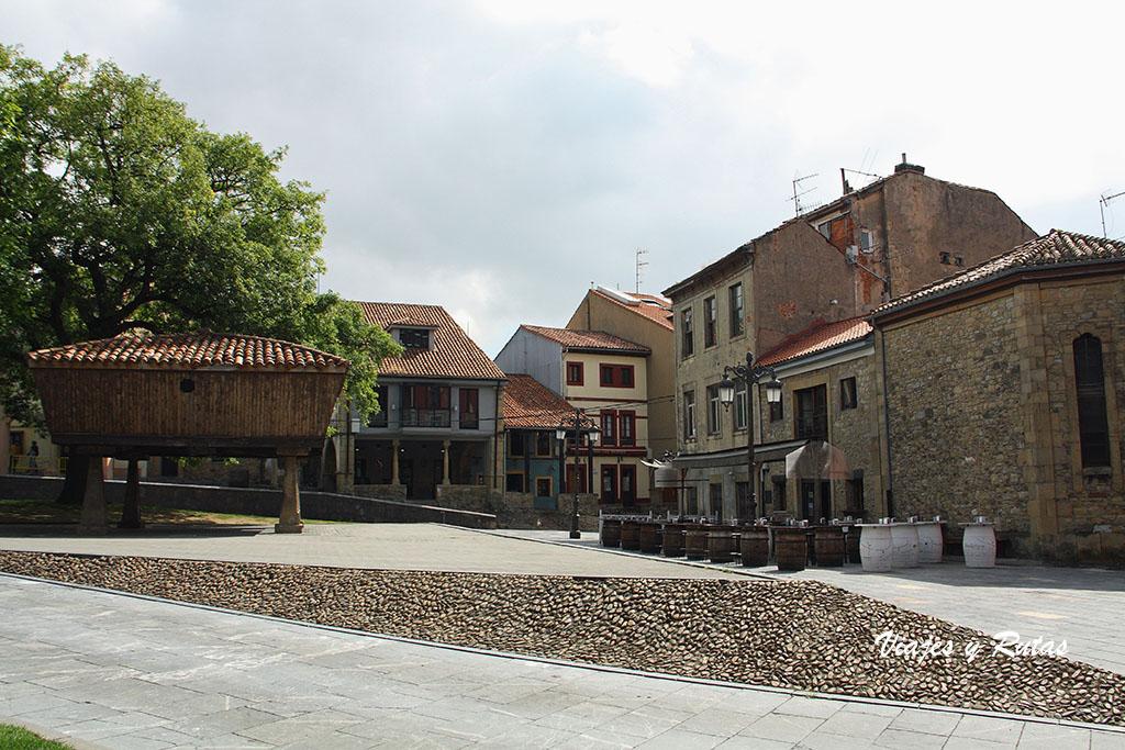 El Carbayedo, Avilés