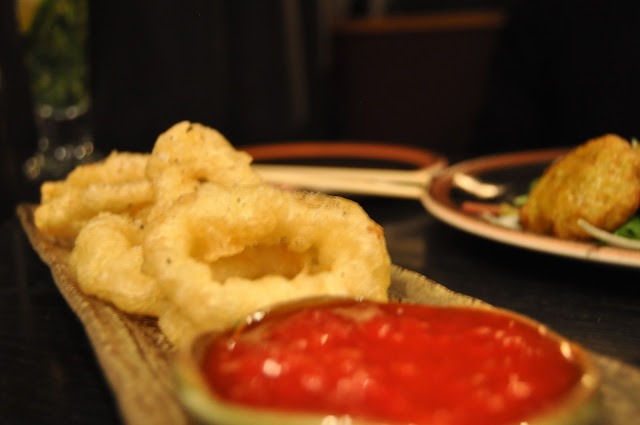 Days Away - Foodie Friday from Shrewsbury, House of the Rising Sun, photo by modern bric a brac