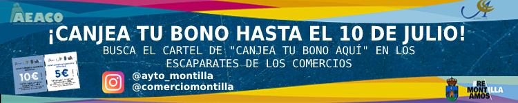AYUNTAMIENTO DE MONTILLA - BONOS DE COMERCIO