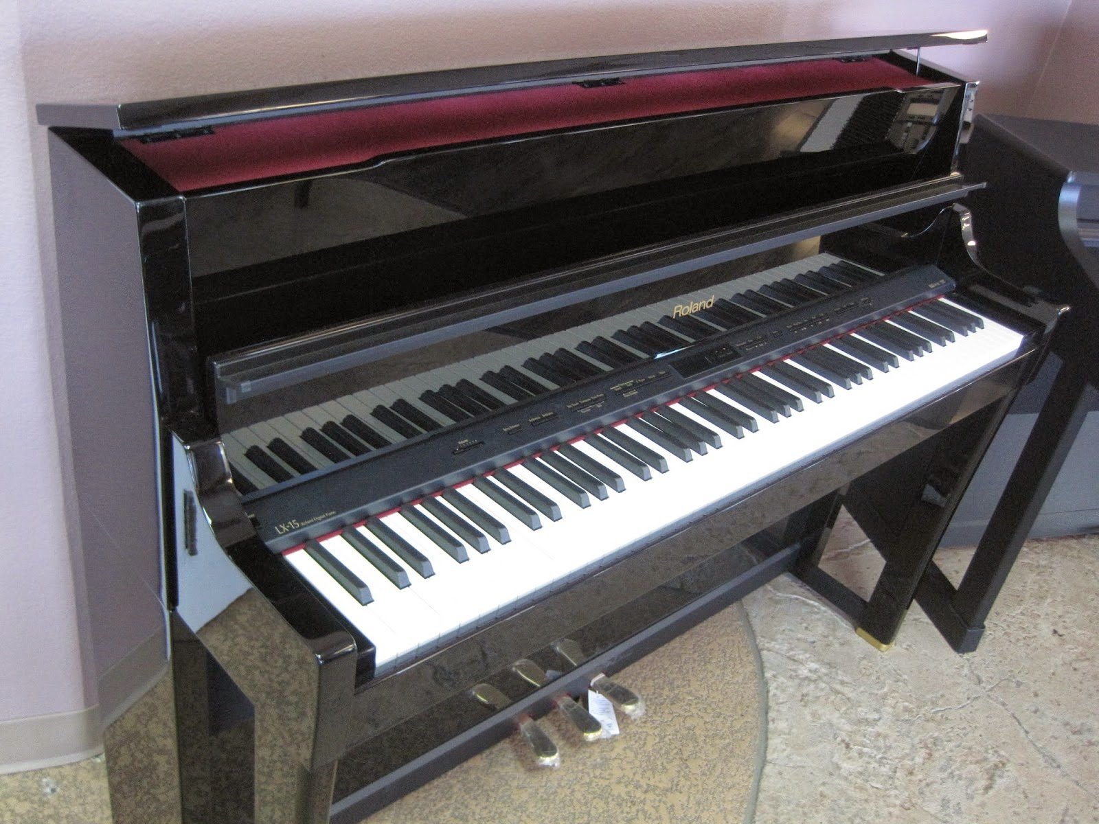 Acoustic Digital Piano