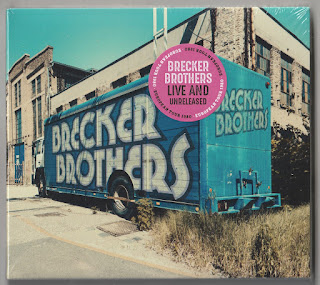 The Brecker Brothers - 2020 - Live And Unreleased