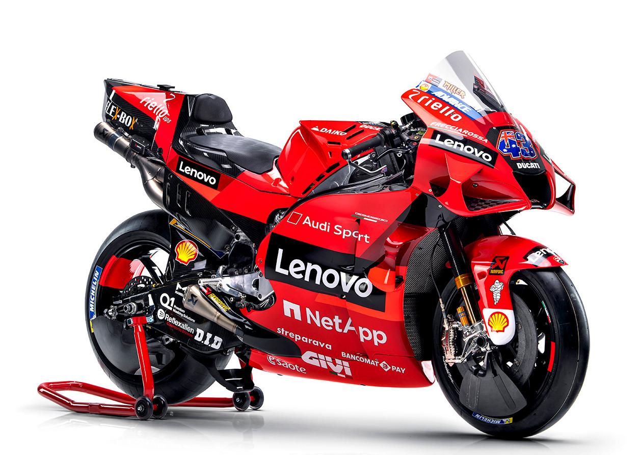 """Tak lagi bersama Dovizioso,  akankah Ducati Desmosedici dapat kembali di """"jinakkan"""" dan tampil kompetitif di Qatar ?"""