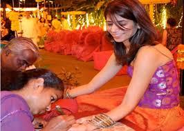 Anjali Pichai Relationship