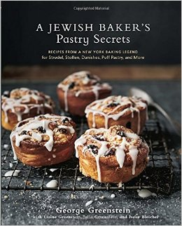 A Jewish Baker's Pastry Secret - Book Review