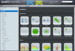 JavaFX 2's Ensemble and other Sample Applications | JavaWorld